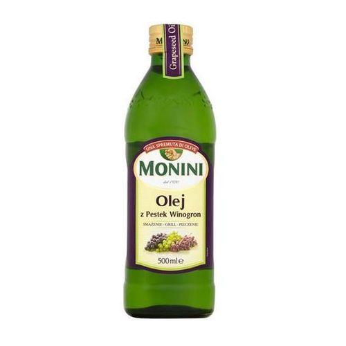 Monini Olej z pestek winogron  500 ml