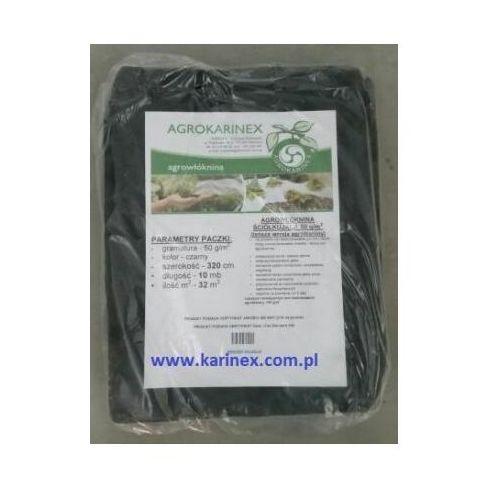 Agrowółknina ściółkujaca PP 50 g/m2 czarna 3,2 x 10 mb., kup u jednego z partnerów