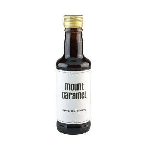 dobry syrop piernikowy 200ml marki Mount caramel