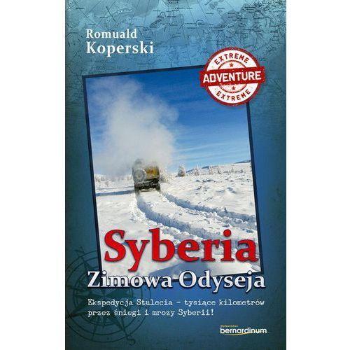 Syberia Zimowa Odyseja - Romuald Koperski (336 str.)