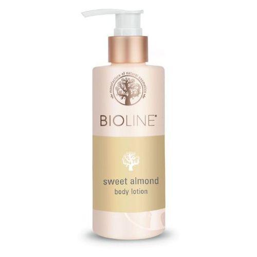 Bioline Organiczny balsam do ciała - Sweet Almond Organiczny balsam do ciała - Sweet Almond, 5902311940585