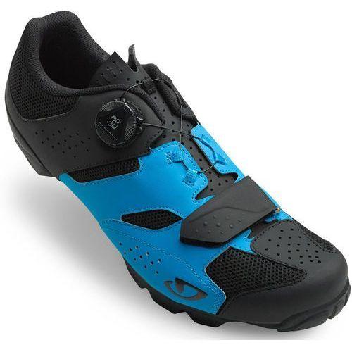 cylinder buty mężczyźni niebieski/czarny 46 2019 buty rowerowe, Giro