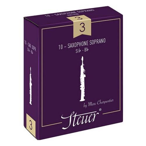 Steuer stroik saksofon sopranowy traditional 2
