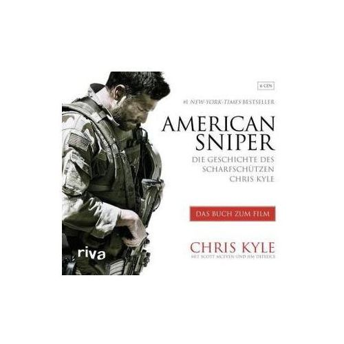 American Sniper, Audio-CD