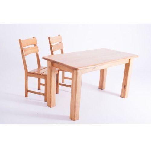 Stół na wymiar dębowy rustica - 1 marki Konar meble kolbudy
