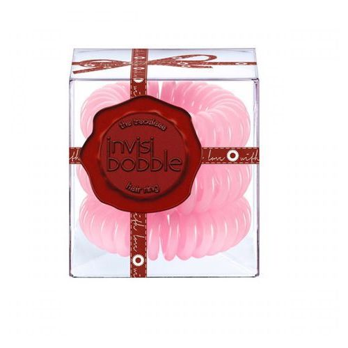 Traceless Hair Ring Candy Cane gumki do włosów 3szt - Invisibobble