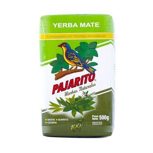 Jamba Herbata pajarito yerba mate hierbas naturales 500 g (7840013000337)