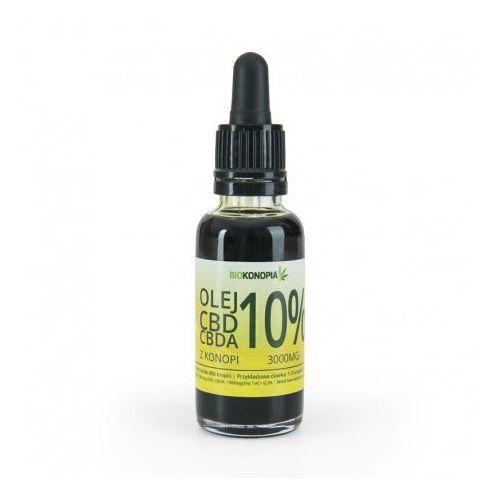 Olej Z Konopi 10% CBD+CBDA 30ml