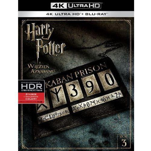 Harry Potter i Więzień Azkabanu 4K (Blu-ray) - Alfonso Cuaron DARMOWA DOSTAWA KIOSK RUCHU (7321999347598)