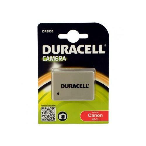 Akumulator Duracell NB-7L do Canon PowerShot G12 (akumulatorek)