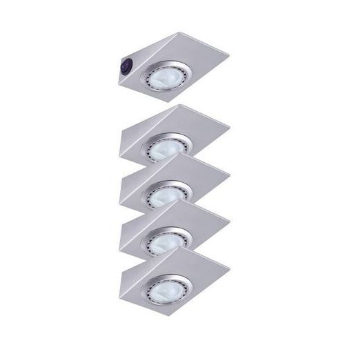 Paulmann 3506 - zestaw 5x oświetlenie blatu kuchennego 5xg4/20w/12v