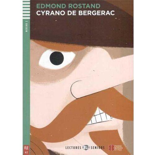 Lectures ELI Seniors - Cyrano de Bergerac + CD (128 str.)