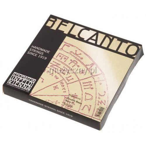 belcanto bc600s struny do kontrabasu solistyczne 3/4 marki Thomastik