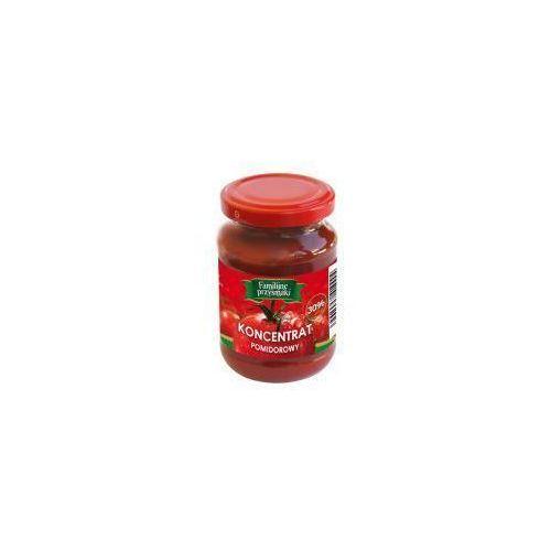 Koncentrat pomidorowy familijne przysmaki 180 g