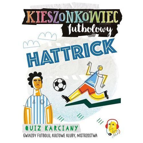 Edgard, Kieszonkowiec futbolowy, gra karciana Hattrick Małgorzata Chłopaś (9788365884145)