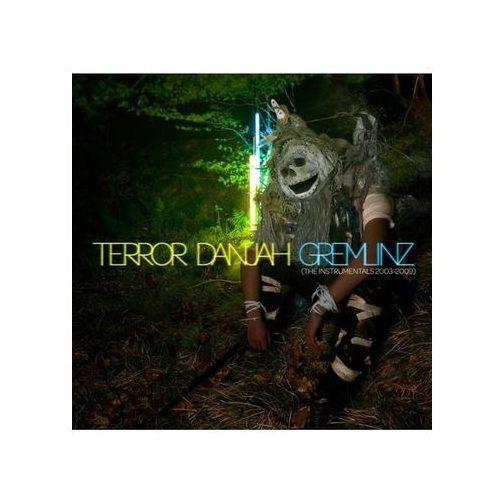 Terror danjah - gremlinz (the insturmentals 2003-2009) marki Beatplanet music