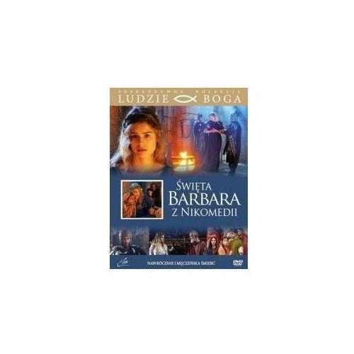 ŚW. BARBARA Z NIKOMEDII + film DVD