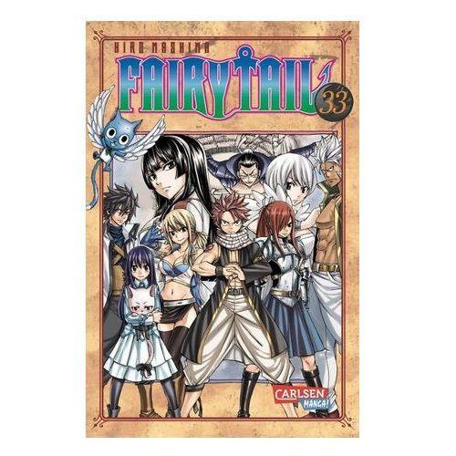 Fairy Tail. Bd.33