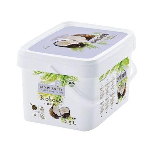 E 2,5l olej kokosowy virgin bio marki Bio planet