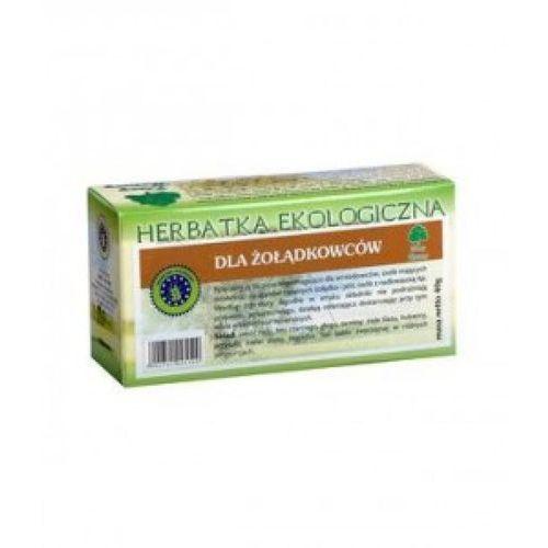 """Dary natury Dla """"żoładkowców"""" eko - herbata ekspresowa -"""