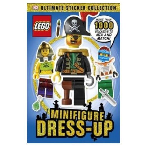 LEGO Minifigure Dress-Up Ultimate Sticker Collection