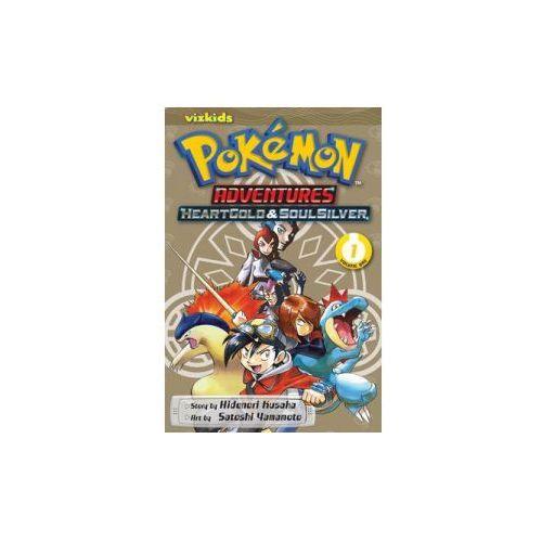 Pokemon Adventures: Heart Gold Soul Silver, Vol. 1 (9781421559001)