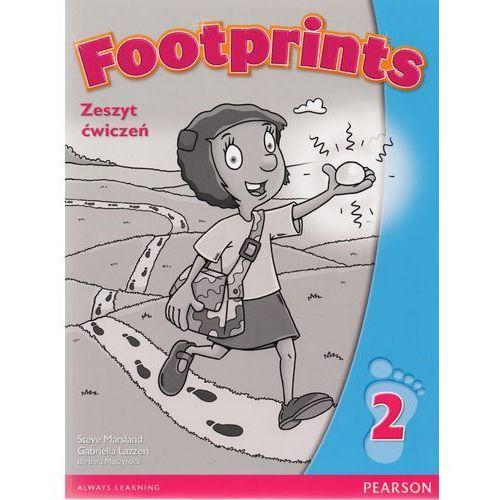 Footprints 2 Zeszyt ćwiczeń + Poradnik dla rodziców