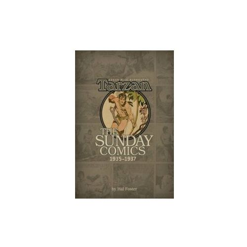 Edgar Rice Burroughs' Tarzan: The Sunday Comics Volume 3