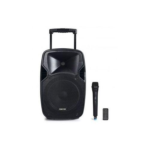 Przenośny akumulatorowy system audio MALIBU-110L + pokrowiec FAL-M10