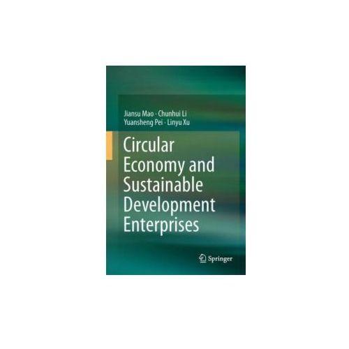 Circular Economy and Sustainable Development Enterprises (9789811085239)