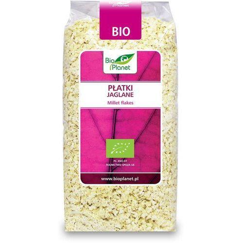 : płatki jaglane bio - 300 g marki Bio planet