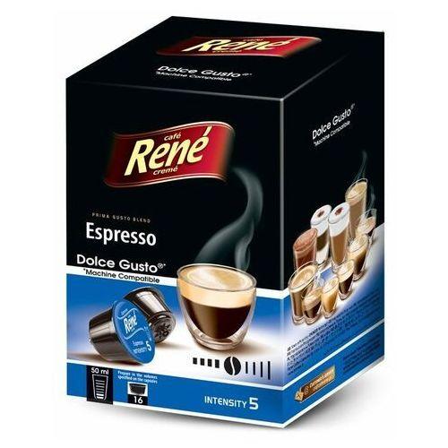 Rene Espresso Dolce Gusto 16 kapsułek