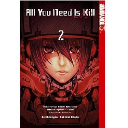 All You Need Is Kill (Manga). Bd.2 (9783842010567)