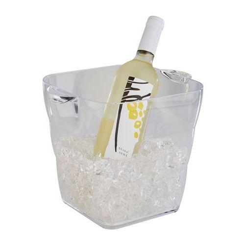 Pojemnik na wino lub szampana z tworzywa 200x200x200 mm, przeźroczysty | , 36081 marki Aps