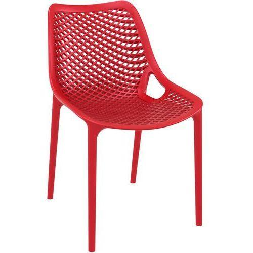 Resol Krzesło grid - czerwony