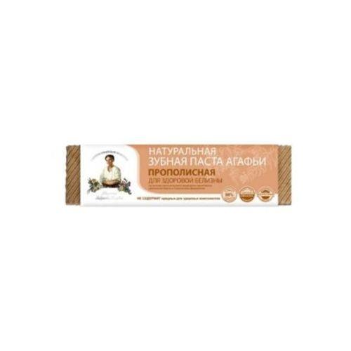 Agafi (kosmetyki) Naturalna, wybielająca pasta do zębów 75 ml (4630007830889)