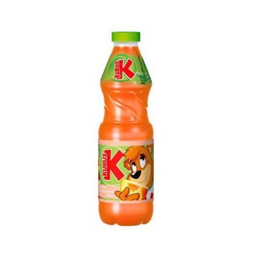Maspex Kubuś 900ml sok marchewka-jabłko-brzoskwinia butelka