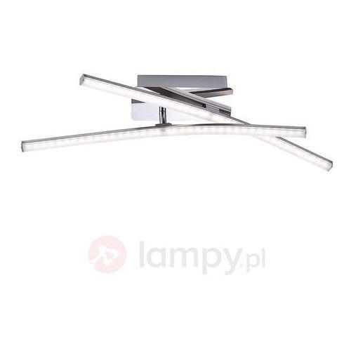 Nowoczesna lampa sufitowa LED Akasia, ciepła biel (4251096532685)