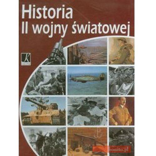 Historia II wojny światowej - Grzybek Dariusz, Marcinek Roman, Polit Jakub (ISBN 9788311124479)