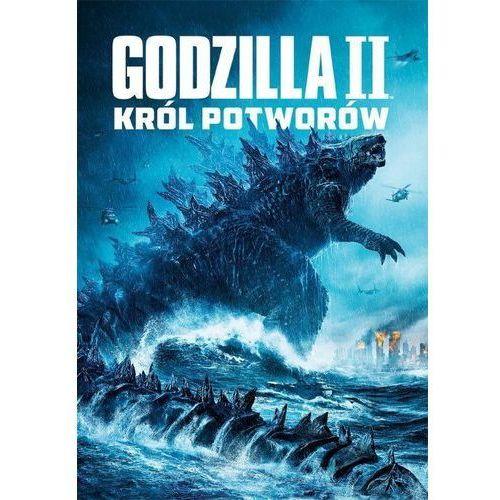 Godzilla ii: król potworów (płyta dvd) marki Michael dougherty