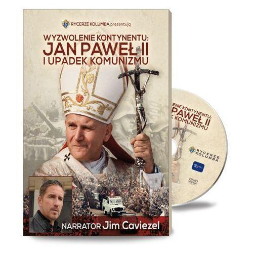 Anderson carl Wyzwolenie kontynentu: jan paweł ii i upadek komunizmu dvd