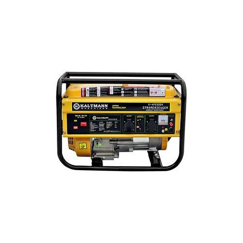 Generator prądotwórczy K-AP2500A 2kW Kaltman - sprawdź w Praktiker