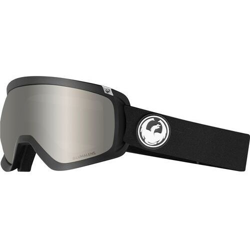 Dragon Gogle snowboardowe - dr d3otg base basic black llsilion (353) rozmiar: os