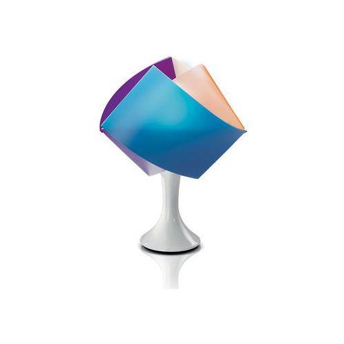 Slamp GEMMY lampa stołowa Niebeieski, Żółty, 1-punktowy - Nowoczesny - Obszar wewnętrzny - GEMMY - Czas dostawy: od 8-12 dni roboczych