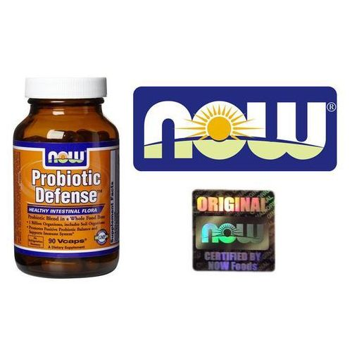 Now foods, usa Now foods probiotic defense 90 kaps.