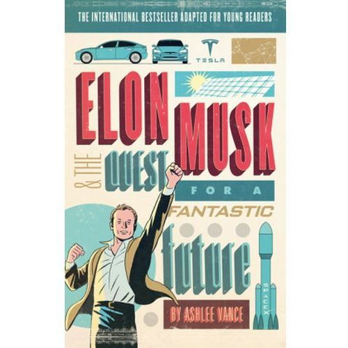 Elon Musk. Young Reader's Edition (9780753545102)