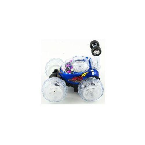 Tumbler samochód rc zdalnie sterowany niebieski #e1 marki Kontext