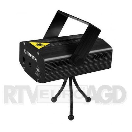 Manta MDL008 AMETHYST Disco Projektor Laserowy
