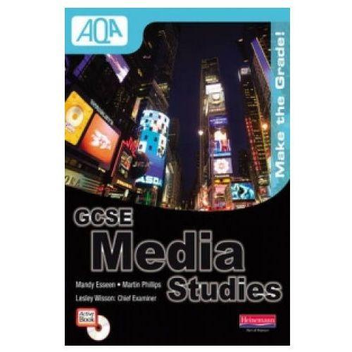 AQA GCSE Media Studies Student Book with ActiveBook CD-ROM (9780435404000)