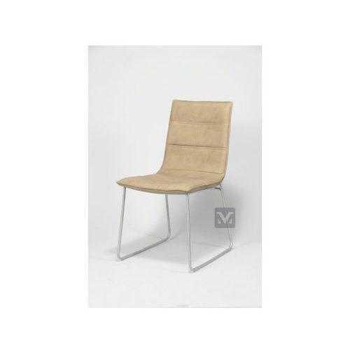 Krzesło III beżowe Machina Meble mm0B455714 - oferta [0543dda59f4325fb]